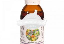 BITTER 100ml NERA COMERCIAL Tratament naturist afectiuni digestive afectiuni hepato-biliare parazitoze intestinale rani