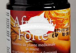 AFRODIT FORTE MIERE 270GR SANTO RAPHAEL Tratament naturist afrodisiac feminin afrodisiac cresterea libidoului frigiditate