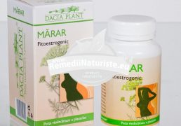 MARAR 60cpr DACIA PLANT Tratament naturist cresterea si modelarea sanilor amenoree anorexie boli ale cailor urinare