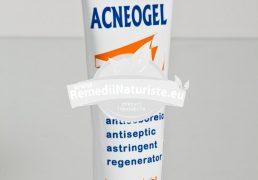ACNEOGEL-GEL ANTIACNEIC 50ml HOFIGAL Tratament naturist antiseboreic dermoregenerator antiacneic acnee