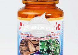 ANTIALERGIC 60cps HYPERICUM Tratament naturist adjuvante in tratamentul alergiilor diverse antialergic antioxidant depurativ