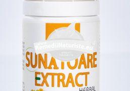 SUNATOARE EXTRACT 80cps HERBAGETICA Tratament naturist antidepresiv anxiolitic stres tonic venos