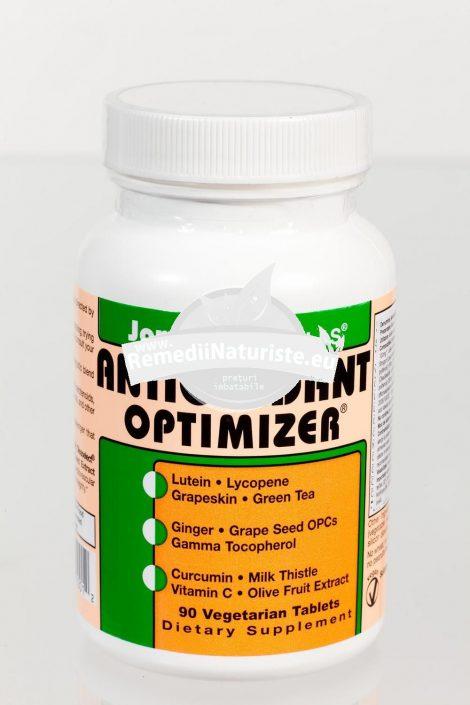 ANTIOXIDANT OPTIMIZER 90tb SECOM Tratament naturist antioxidant imunostimulator antiaging imunostimulator