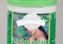 ANTIOXIPLANT 60cps SANTO RAPHAEL Tratament naturist antioxidant reducerea stresului imbatranire precoce depurativ