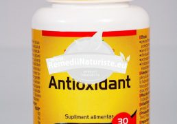ANTIOXIDANT 30tb WALMARK Tratament naturist protejeaza celulele de radicalii liberi antioxidant previne imbatranirea colesterol