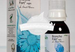 BRONCHOFORT NIGHT 100ml MEDICA Tratament naturist astm bronsic antisepic la nivelul cailor respiratorii diminueaza accesele de tuse pe timpul noptii pentru somn