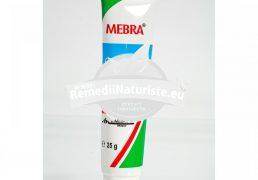 CREMA CALCAIE CRAPATE 25gr tub MEBRA Tratament naturist calcaie crampe monturi calcaie crapata