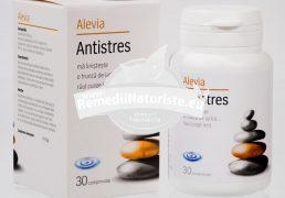 ANTISTRES 30cpr ALEVIA Tratament naturist stres anxietate depresie usoara calmant