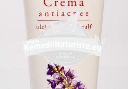CREMA ANTIACNEE SALVIE 100gr COSMETIC PLANT Tratament naturist cicatrizanta calmanta