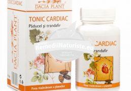 TONIC CARDIAC 60cpr DACIA PLANT Tratament naturist cardipoatii ischemice angina pectorala insuficienta cardiaca cardiopatii ischemice
