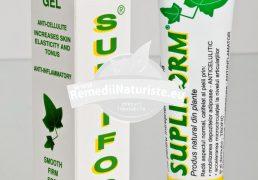 SUPLIFORM GEL 75ml HOFIGAL Tratament naturist gel intretinere corporala celulita vergeturi depuneri adipoase nedorite