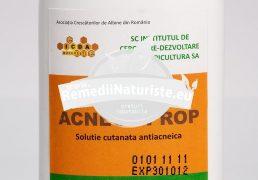 ACNEOL 50ml INSTITUT APICOL Tratament naturist dezinfectant si cicatrizant in afectiuni ale fetei cicatrizant antiacneic antiseboreic