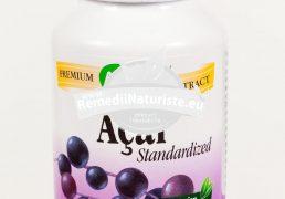ACAI SE 60cps SECOM Tratament naturist colesterol marit antioxidant antitumoral scadere ldl