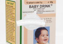 CEAI BABY DRINK 12 dz instant PHARCO Tratament naturist colici abdominale la copii colici constipatie febra