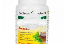 CEAI VERDE 30cps NOBLESSE NATURAL Tratament naturist antioxidant slabire colon pancreas
