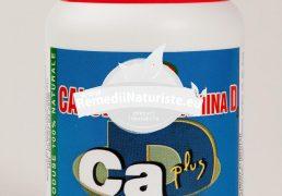 CALCIU + VITAMINA D3 30tb COSMOPHARM Tratament naturist rahitism osteoporoza spasmofilie copilarie