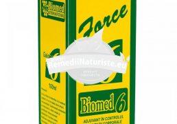 BIOMED 6 100ml BIOMED CO Tratament naturist cresterea greutatii corporale crestere in greutate mareste pofta de mancare