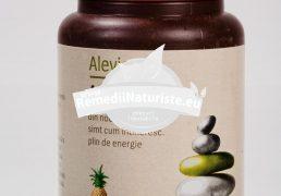 ANANAS 45cpr ALEVIA Tratament naturist cure de slabire combate celulita cura slabire celulita