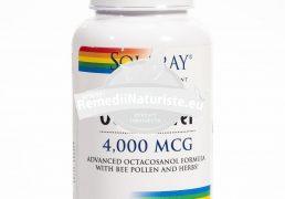 OCTA POWER 4000mg 120cps SECOM Tratament naturist mentine un nivel optim de glicogen creste nivelul de folosire a oxigenului celular deficienta de invatare memorare