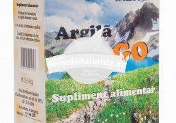 ARGILA 0.5kg ALGO Tratament naturist furuncule abcese dentare acnee dureri reumatice