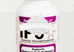IP6 120cps SECOM Tratament naturist protectie antioxidanta imunostimulator afectiuni cardiace renale