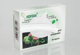 MENOLAP 20CPS HOFIGAL Tratament naturist hipocolesterolemiant hipoglicemiant depurativ diabet zaharat