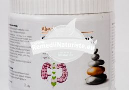 COLON SUPORT 240g ALEVIA Tratament naturist regleaza tranzitul intestinal balonare gastrita indigestie