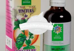 TINCTURA BRUSTURE 250 ml SANTO RAPHAEL Tratament naturist eczeme prurit acnee furunculoza