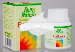 BETTARAX (ANTIALERGIC) 30cps ROTTA NATURA Tratament naturist urticarii conjuctivite stomatite rinite
