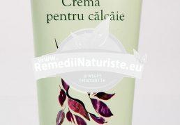 CREMA CALCAIE 100ml COSMETIC PLANT Tratament naturist catifeleaza si hraneste pielea uscata emolienta calmanta refrisanta