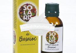 EXTRACT ULEIOS DE BUSUIOC 30ml SOLARIS Tratament naturist dureri si crampe abdominale balonari antifungic antibacterian
