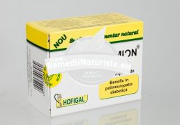 HOF NEUROMION 60cpr HOFIGAL Tratament naturist benefic in polineuropatia diabetica glicemie
