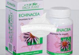 ECHINACEEA 60cpr DACIA PLANT Tratament naturist imunostimulent guturai faringita laringita