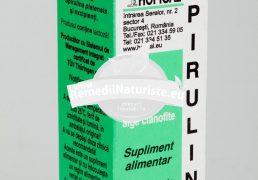 SPIRULINA 200mg 40tb HOFIGAL Tratament naturist vitaminizant mineralizant memorie deficitara hepatita cronica