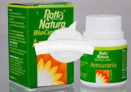 ARMURARIU (HEPATIC) 30cps ROTTA NATURA Tratament naturist hepatite cronice ciroze antitoxic hepatita