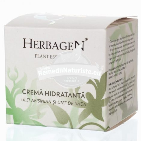 CREMA HIDRATANTA UL.ABISINIAN 25-35 ANI 100ml GENMAR Tratament naturist hidratanta