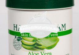 BALSAM ALOE VERA HERBAMEDICUS 250ml TRANS ROM Tratament naturist hidrateaza si catifeleaza pielea hidrateaza,protejeaza si catifeleaza pielea
