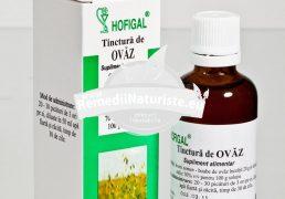 TINCTURA OVAZ 50ml HOFIGAL Tratament naturist tulburari de crestere impotenta litiaze hipotiroidism