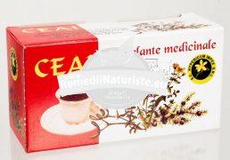 CEAI LINARITA 30g HYPERICUM Tratament naturist afectiuni hepatice urinare hemoroidale icter