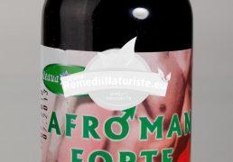 AFROMAN TINCTURA 100ml SANTO RAPHAEL Tratament naturist afrodisiac masculin impotenta ejaculare precoce