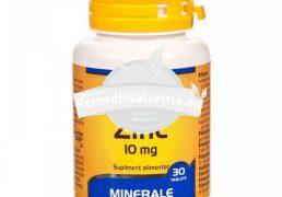 ZINC 10mg 30tb WALMARK Tratament naturist creste imunitatea organismului imunitate previne gripa infectii