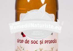 SIROP SOC+PROPOLIS 500ml PLAFAR Tratament naturist vitaminizant antidepresiv antialergic analgezic