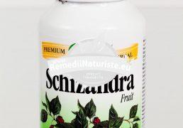 SCHIZANDRA FRUIT 100cps SECOM Tratament naturist imunostimulator protector renal pulmonar imunomodulator