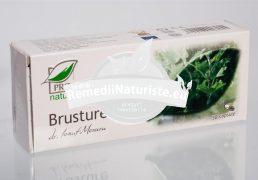 BRUSTURE 30cps blister MEDICA Tratament naturist infectii microbiene acnee furunculoza imunostimulator