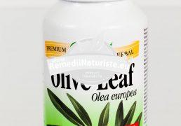 OLIVE LEAF 100cps SECOM Tratament naturist dermatoprotector hipertensiune antiviral imunostimulator