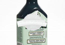 ESSIAC 300ml SECOM Tratament naturist detoxifiant antiinflamator elimina excesul de apa din organism antiviral