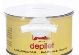 CEARA DEPILATOARE 350GR GLOBUS Tratament naturist indepartarea parului nedorit