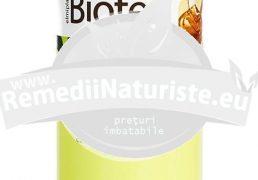 LAPTE DEMACHIANT BIOTEN TNM 200ml ELMIPLANT Tratament naturist demachiant nutritiv hidratant indeparteaza delicat machiajul si impuritatile
