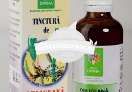 TINCTURA OBLIGEANA 50ml SANTO RAPHAEL Tratament naturist insomnii gripa astenie psihica indigestie