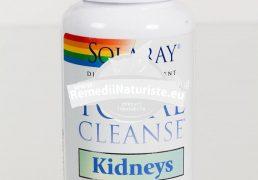 TOTAL CLEANSE KIDNEYS 60cps SECOM Tratament naturist detoxifiant pentru rinichi infectii ale tractului urinar cistita pielocistita